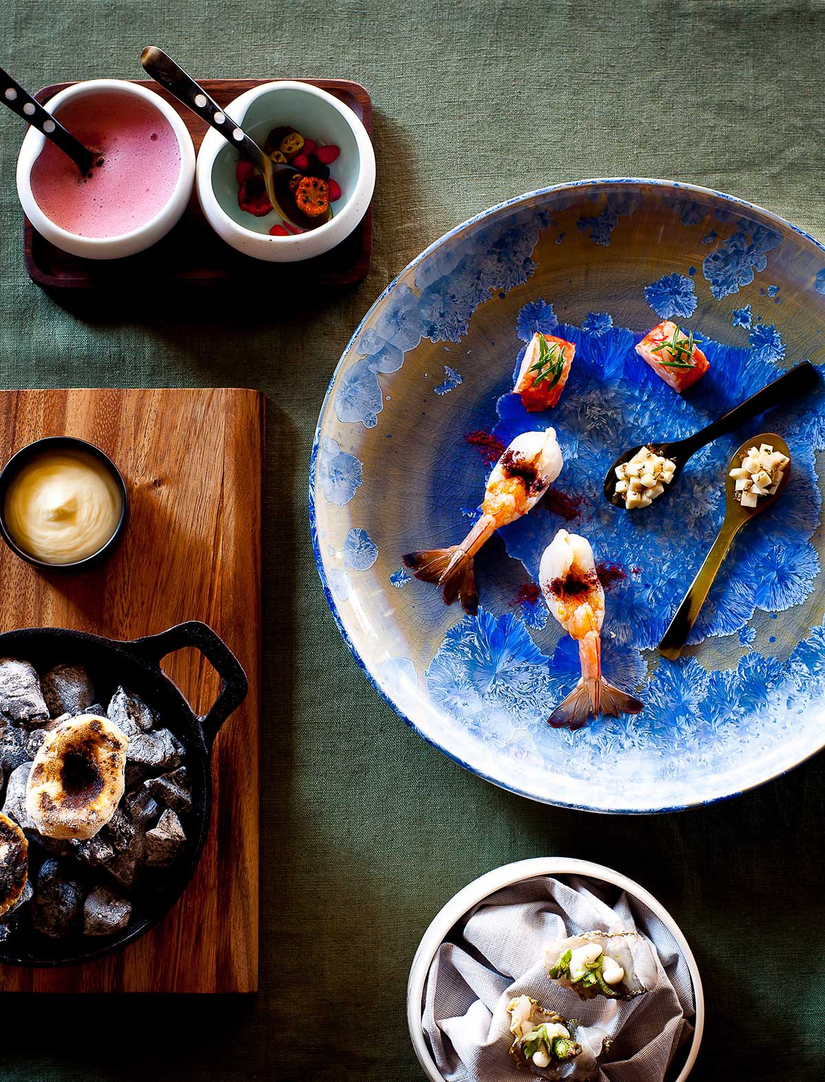 """What """"dining"""" mean to Australia chefs"""