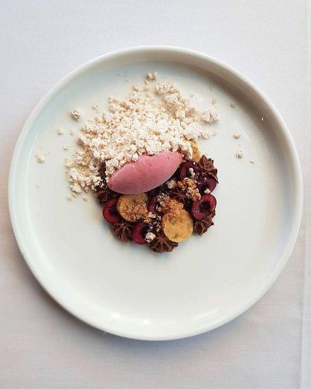 OTTO Sydney, chocolate mousse